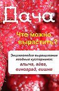 Илья Мельников -Что можно вырастить? Энциклопедия выращивания ягодных кустарников: алыча, айва, виноград, вишня
