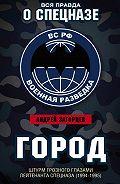 Андрей Загорцев -Город. Штурм Грозного глазами лейтенанта спецназа (1994–1995)