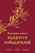 Сборник - Большая книга мудрости победителей