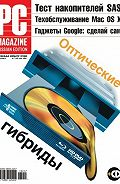 PC Magazine/RE -Журнал PC Magazine/RE №07/2008