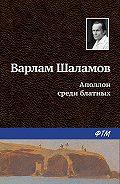 Варлам Шаламов -Аполлон среди блатных