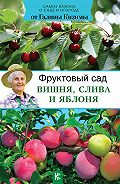 Галина Кизима -Фруктовый сад. Вишня, слива и яблоня