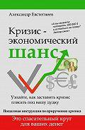 Александр Евстегнеев -Кризис: экономический шанс