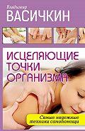 Владимир Иванович Васичкин - Исцеляющие точки организма. Самые надежные техники самопомощи