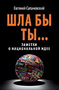 Евгений Сатановский - Шла бы ты… Заметки о национальной идее
