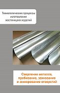 Илья Мельников -Жестяницкие работы. Сверление металла, пробивание, зенкование и зенкерование отверстий