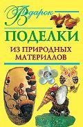Наталия Дубровская -Поделки из природных материалов