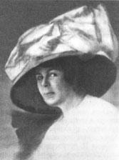 Евдокия Нагродская