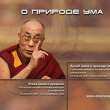 Далай-лама XIV - Далай-лама о природе ума
