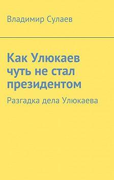 Владимир Сулаев - Как Улюкаев чуть нестал президентом. Разгадка дела Улюкаева