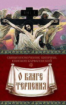 священномученик Киприан Карфагенский - О благе терпения