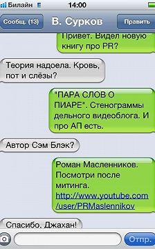 Роман Масленников - Пара слов о пиаре. Стенограммы мобильного видеокурса о PR