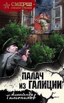 Александр Тамоников - Палач из Галиции