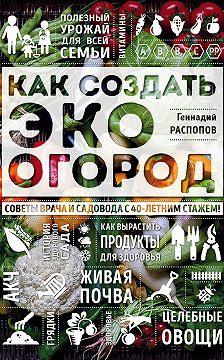 Геннадий Распопов - Как создать эко огород. Советы врача и садовода с 40-летним стажем!