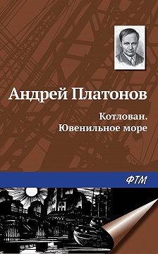Андрей Платонов - Котлован. Ювенильное море