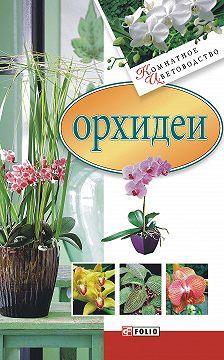 Неустановленный автор - Орхидеи