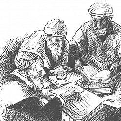 Дмитрий Гайдук - Халиф и три мудреца