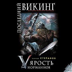 Сергей Степанов - Последний викинг. «Ярость норманнов»