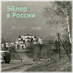 Павел Эйлер - Петергоф. Продолжение