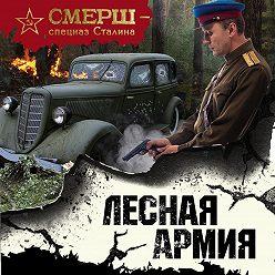 Александр Тамоников - Лесная армия