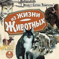 Эрнест Сетон-Томпсон - Из жизни животных