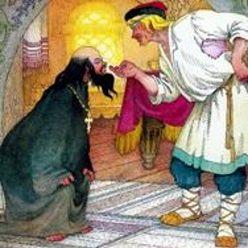 Александр Пушкин - Сказка о Попе и его работнике Балде