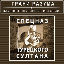 Анатолий Стрельцов - Спецназ турецкого султана