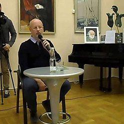 """Дмитрий Пучков - Встреча """"Гоблин в Петергофе"""" - ответы на вопросы"""