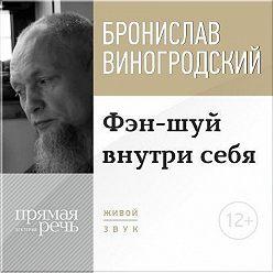 Бронислав Виногродский - Лекция «Фэн-шуй внутри себя»
