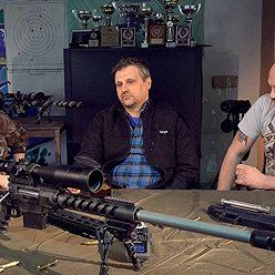 Дмитрий Пучков - Lobaev Arms - самое дальнобойное стрелковое оружие в мире