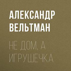 Александр Вельтман - Не дом, а игрушечка