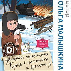 Ольга Малышкина - Книга 6. Брысь, или Приключения одного м.н.с