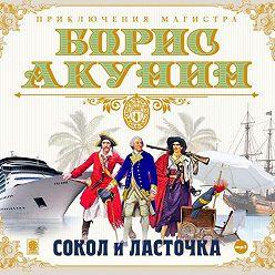 Борис Акунин - Сокол и ласточка