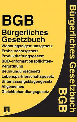 Deutschland - BGB – Bürgerliches Gesetzbuch