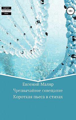 Евгений Маляр - Чрезвычайное совещание