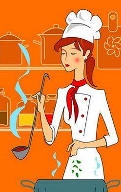Светлана Колосова - Кулинарный календарь