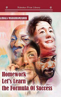 Алибала Магерамзаде - Homework Let's Learn the Formula Of Success