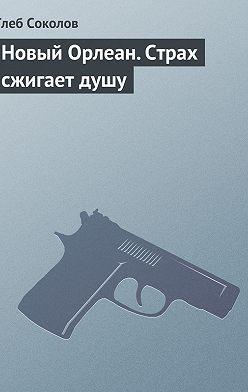 Глеб Соколов - Новый Орлеан. Страх сжигает душу