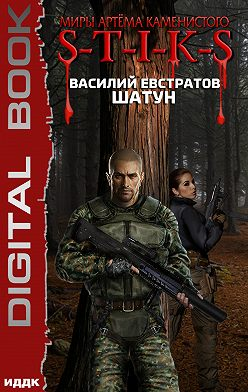 Василий Евстратов - S-T-I-K-S. Шатун. Книга 1