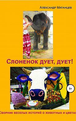Александр Матанцев - Слоненок дует, дует!