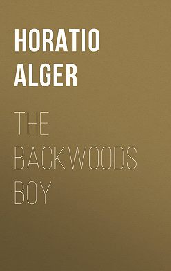 Horatio Alger - The Backwoods Boy