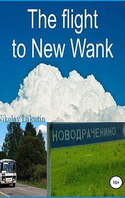 Nikolay Lakutin - The flight to New Wank