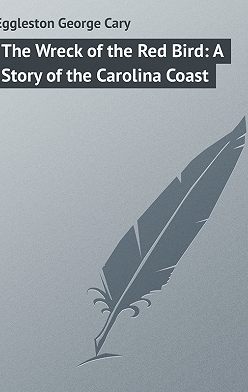 George Eggleston - The Wreck of the Red Bird: A Story of the Carolina Coast