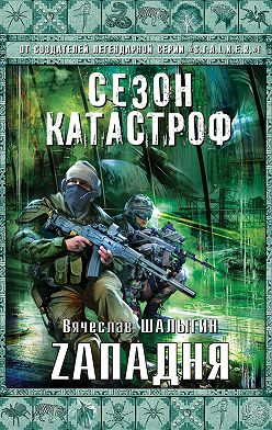 Вячеслав Шалыгин - Zападня