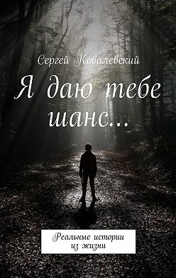 Сергей Ковалевский - Я даю тебе шанс… Реальные истории изжизни