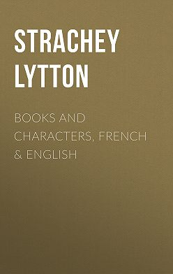 Lytton Strachey - Books and Characters, French & English