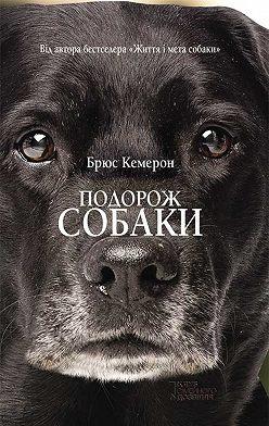Брюс Кэмерон - Подорож собаки