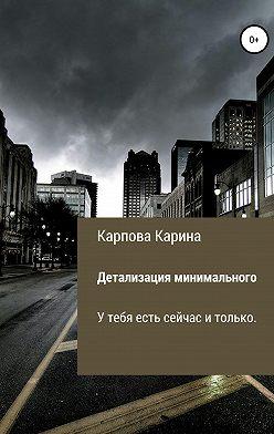Карина Карпова - Детализация минимального