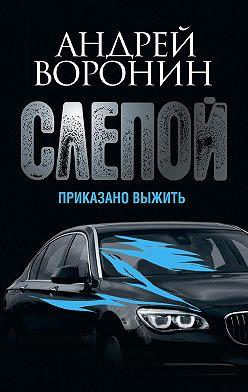 Андрей Воронин - Слепой. Приказано выжить