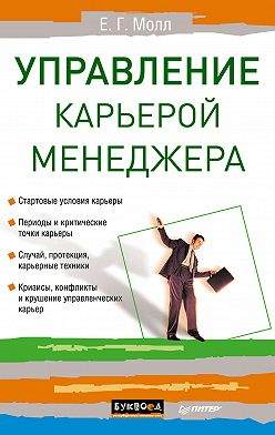 Елена Молл - Управление карьерой менеджера